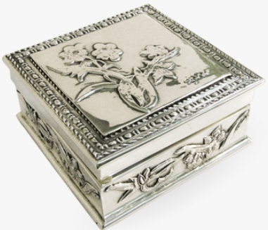 D'Argenta U310N Jewel Box
