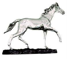 D'Argenta a15 Horse by Ricardo del Rio