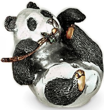 D'Argenta a39 Panda Bear by Claudio Rodriguez