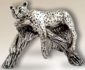 D'Argenta a506 Leopard by Ricardo del Rio # a506