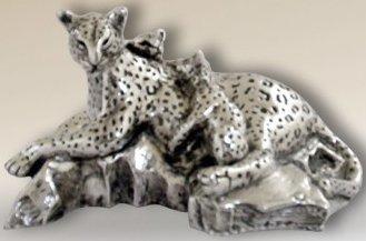 D'Argenta a509 Leopard by Ricardo del Rio