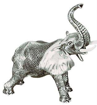 D'Argenta a54 Elephant by Benjamin Cortes