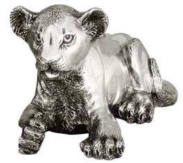 D'Argenta a57 Lion by Claudio Rodriguez