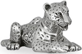 D'Argenta a61O Leopard Cub by Ricardo del Rio