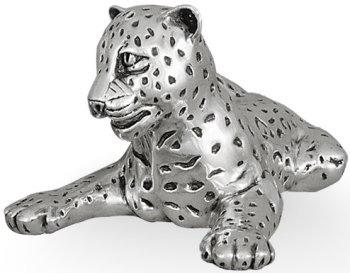 D'Argenta a63O Leopard Cub by Ricardo del Rio