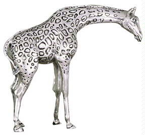 D'Argenta a70 Giraffe by Claudio Rodriguez # a70