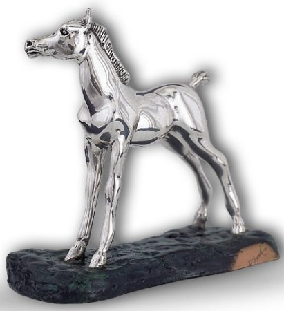 D'Argenta a73 Horse by Ricardo del Rio # a73