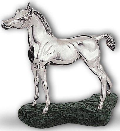 D'Argenta a75 Horse by Ricardo del Rio # a75