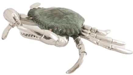 D'Argenta a76i Crab by Martin Mendoza