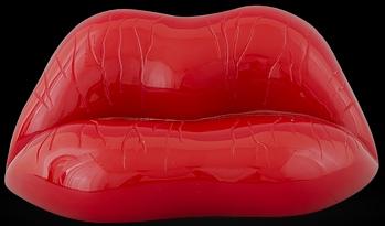 D'Argenta Studio Resin Art SD014Red Dalilips - Lips - Red