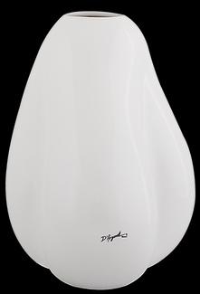 D'Argenta Studio Resin Art U117White Blobware 2 - White