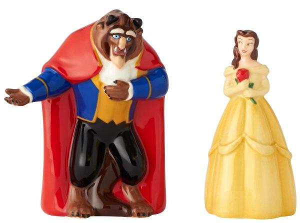 Disney Pixar Ceramics 6001015 Belle and Beast S&P