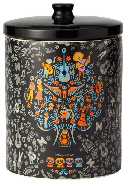 Disney Pixar Ceramics 6001021 Coco Cookie Canister