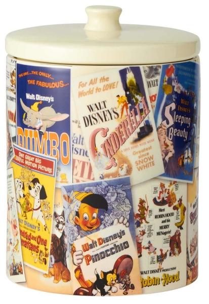 Disney Pixar Ceramics 6001023 Disney Classics Collage