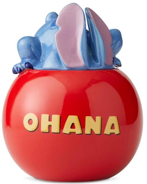 Disney Pixar Ceramics 6002268 Stitch Cookie Jar