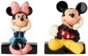 Disney by Department 56 6001013 Mickey and Minnie Salt and Pepper