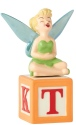 Disney by Department 56 6001014 Tinker Bell and Block Salt and Pepper