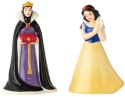 Disney by Department 56 6001017 Snow White and Evil Queen Salt and Pepper