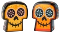 Disney by Department 56 6001020 Coco sugar skulls Salt and Pepper