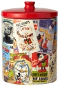 Disney Pixar Ceramics 6001022 Mickey Mouse Collage Canister
