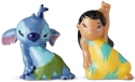 Disney by Department 56 6002267 Lilo and Stitch Salt and Pepper