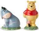 Disney by Department 56 6002272 Pooh and Eeyore Salt and Pepper