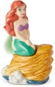 Disney by Department 56 6002273 Ariel on Rock Salt and Pepper