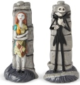 Disney by Department 56 6002274 Jack and Sally Salt and Pepper