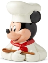 Disney by Department 56 6003743 Chef Mickey Cookie Jar