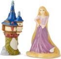 Disney by Department 56 6003746 Rapunzel And Tower Salt and Pepper