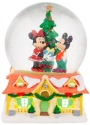 Disney by Department 56 6007135N Mickey and Minnie 100 Mm Waterball