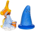 Disney by Department 56 6007220 Sorcerer Hat and Broom Salt and Pepper