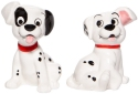 Disney by Department 56 6007222 Lucky And Patch Salt and Pepper