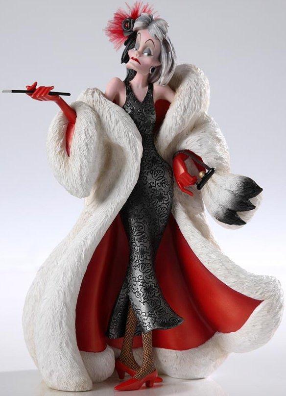 Disney Couture de Force 4031541 Cruella