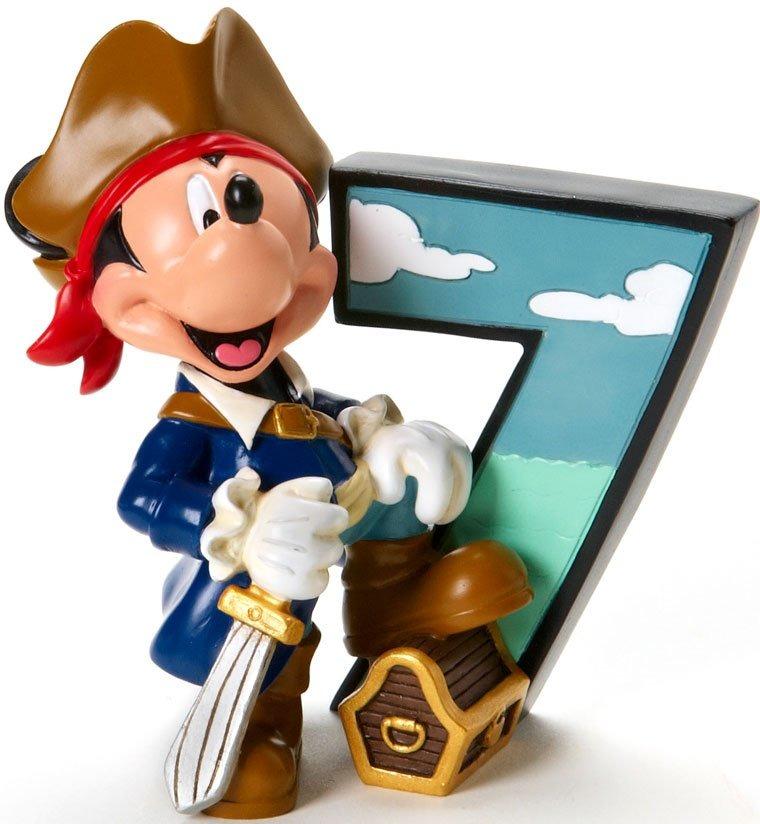 Disney Showcase 4017907 Mickey 7 Figurine