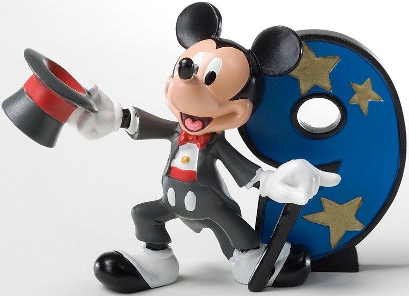 Disney Showcase 4017909 Mickey 9 Figurine