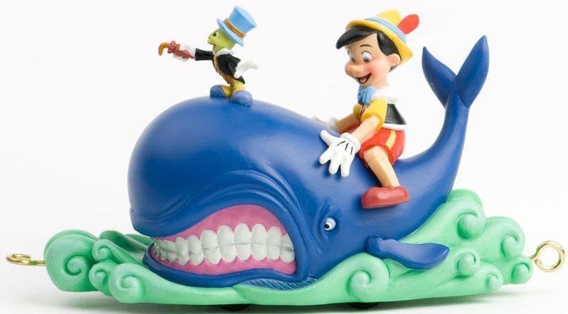 Disney Showcase 4031535 Pinocchio Parade Float