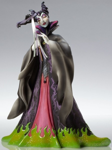 Disney Showcase 4046616 Maleficent Masquerade