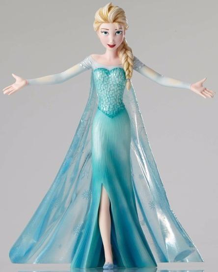 Disney Showcase 4049616 Elsa Let It Go Figurine