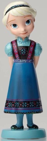 Disney Showcase 4049617 Elsa Growing Up Figurine