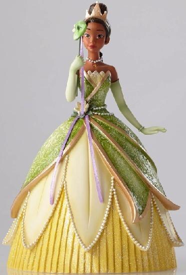 Disney Showcase 4050317 Tiana Masquerade