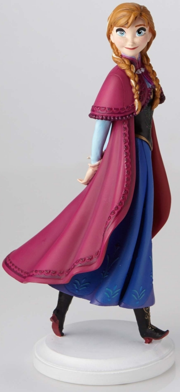 Disney Showcase 4051308N Anna Maquette Reproduction Figurine