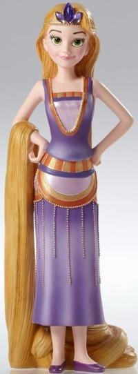 Disney Showcase 4053352 Rapunzel Art Deco