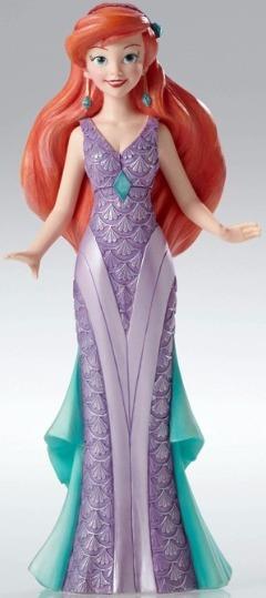 Disney Showcase 4053354 Ariel Art Deco