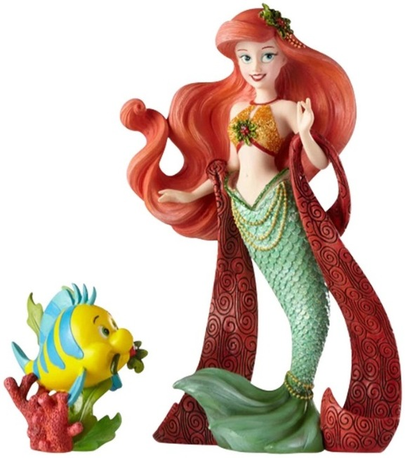 Couture de Force 6000818 Holiday Ariel Figurine
