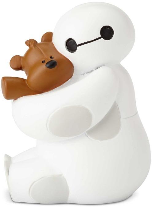 Disney Showcase 6001663 Disney Hugs Baymax & Teddy Bear
