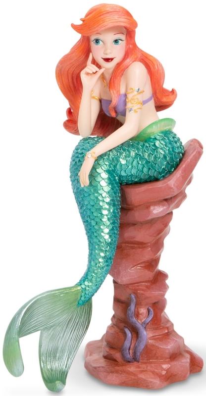 Disney Showcase 6005685N Couture de Force Ariel Figurine