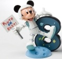 Disney Showcase 4017908 Mickey 8 Figurine