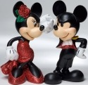 Disney Showcase 4022353 Mickey and Minnie Paso Doble