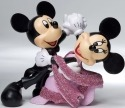 Disney Showcase 4022354 Mickey and Minnie Waltz